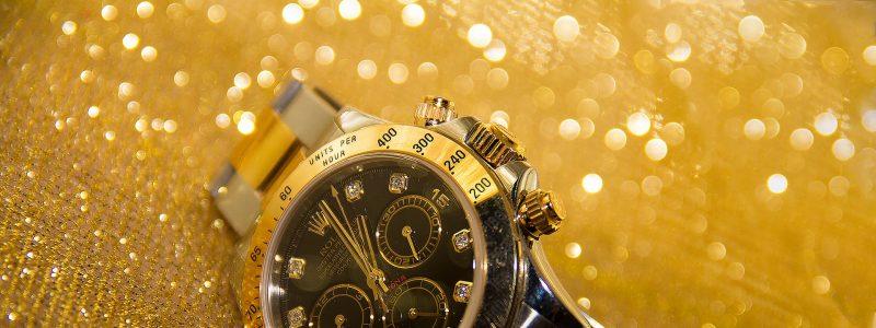 Złoto- symbol przepychu czy namiastka nowoczesności?