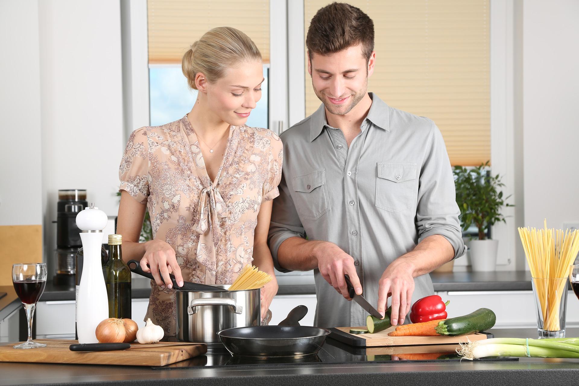 Sprzęty kuchenne ułatwiające życie