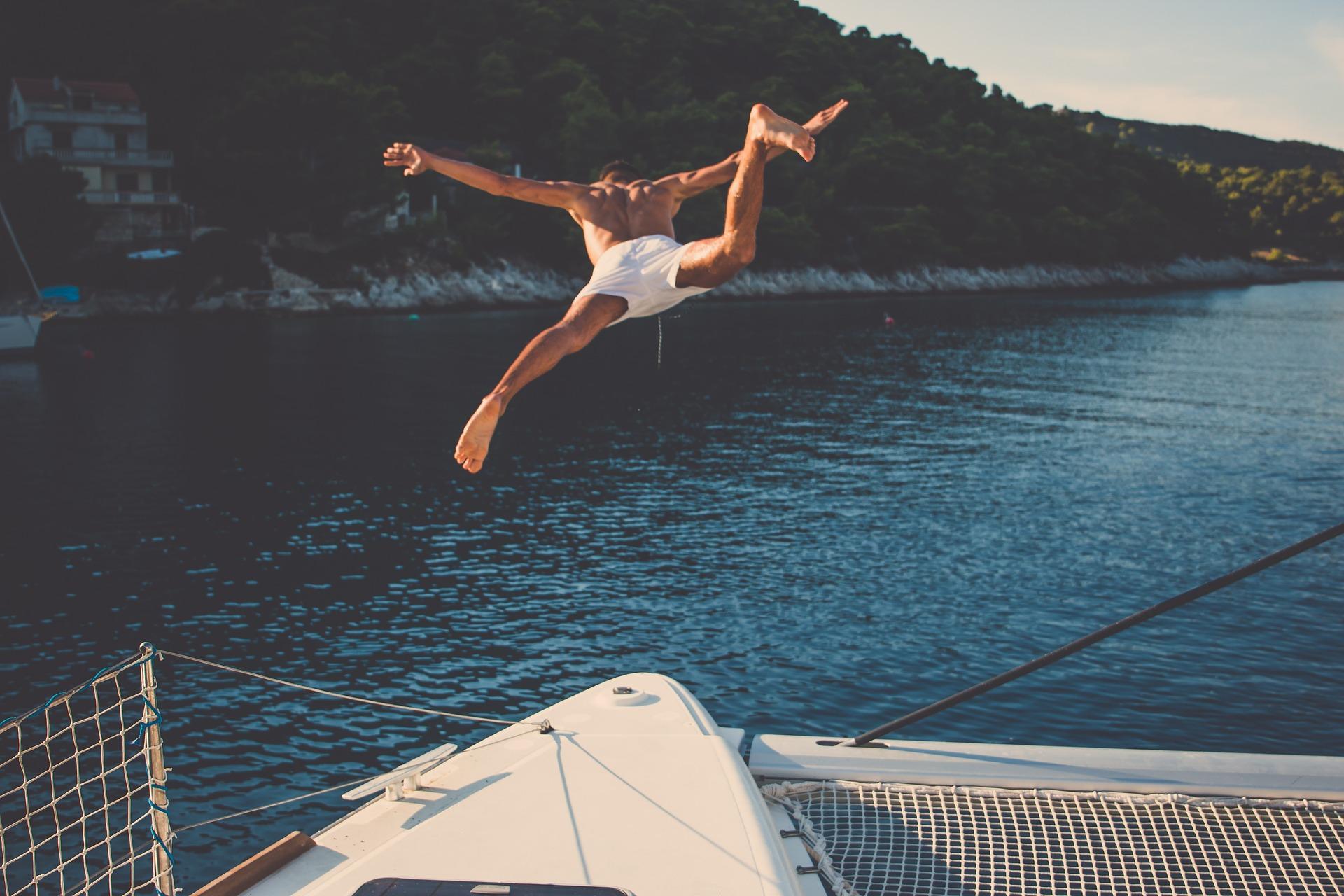 Ciekawe wakacje na jachtach w Chorwacji